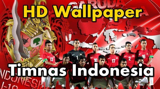 Timnas Indonesia HD Wallpaper poster