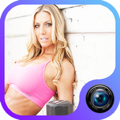 Callie fitness Wallpaper icon