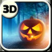 3D Halloween Live Wallpaper icon