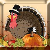 2017 Happy Thanksgiving Live Wallpaper Free icon