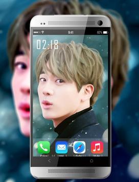 BTS Wallpapers KPOP – HD Launcher screenshot 7