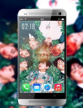 BTS Wallpapers KPOP – HD Launcher apk screenshot