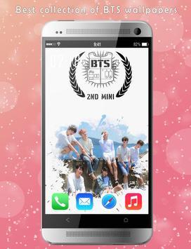 BTS Wallpapers KPOP – HD Launcher screenshot 9