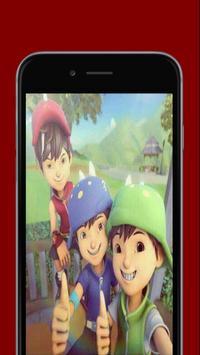 Boboiboy  wallpaper phone +Tab screenshot 3