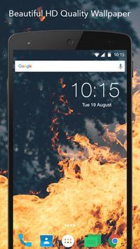 HD Burning Wallpaper apk screenshot
