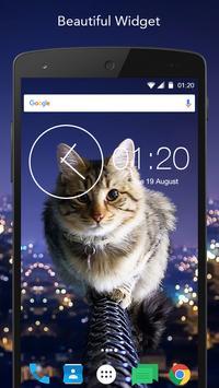 HD Cat Wallpaper poster