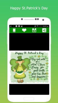 Happy St.Patrick's Day screenshot 2