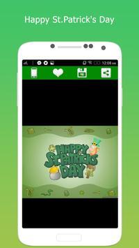 Happy St.Patrick's Day screenshot 3