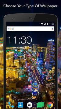 HD Las Vegas Wallpaper screenshot 3