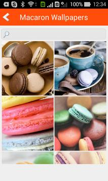 Macaron Wallpapers HD poster
