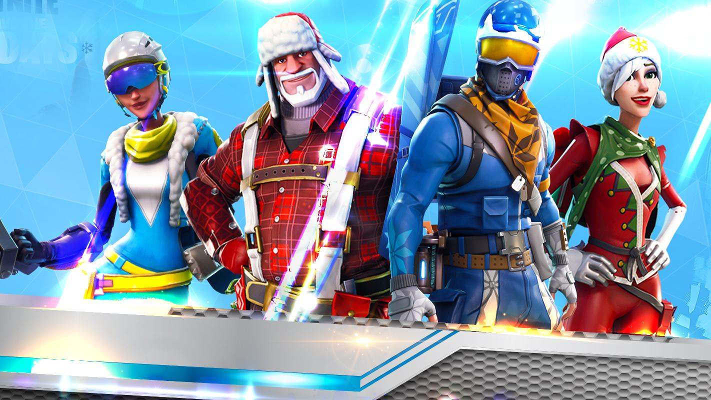 New Fortnite Skins Free Wallpaper For Android Apk Download