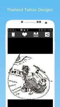 Thailand Tattoo Designs apk screenshot