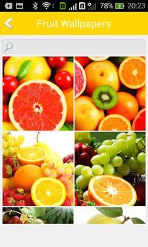 Ultra Fruit Wallpapers HD apk screenshot