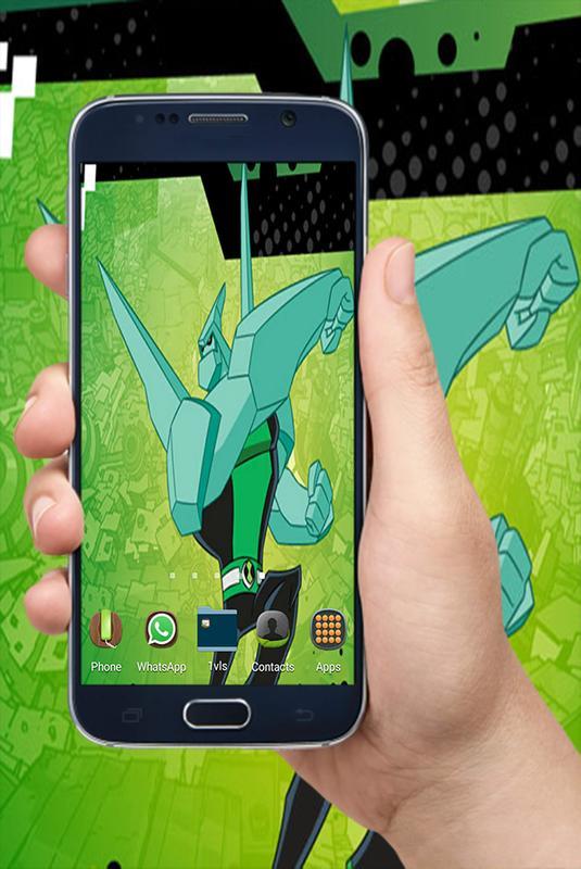 Android ben 10 wallpaper hd 4k apk ben 10 wallpaper hd 4k 5 voltagebd Image collections
