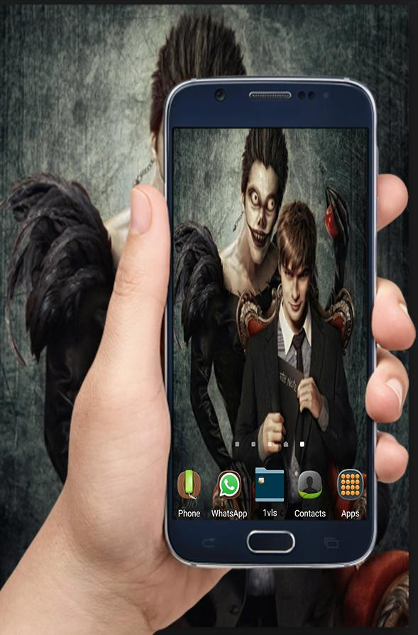 Death Note Wallpapers Hd 4k Für Android Apk Herunterladen