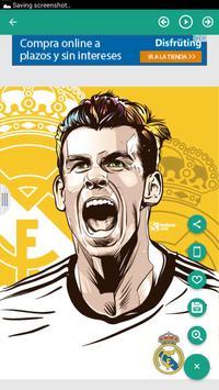 Gareth Bale Wallpaper 4K apk screenshot