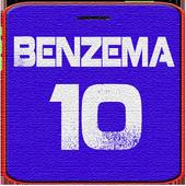 Karim Benzema Wallpaper 4K icon