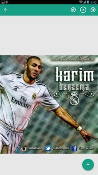 Karim Benzema Wallpaper 4K apk screenshot