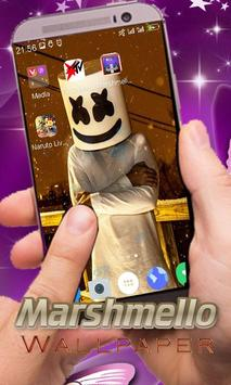 Best Live Wallpaper HD Marshmello For Fans poster ...
