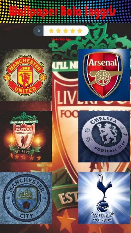 wallpaper bola inggris apk download free tools app for android
