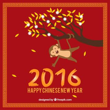 Chinese New Year Ecards & DIY poster