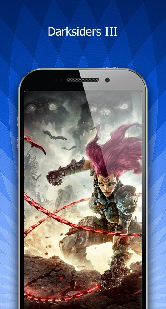 Darksiders 3 Game Wallpaper For Android Apk Download
