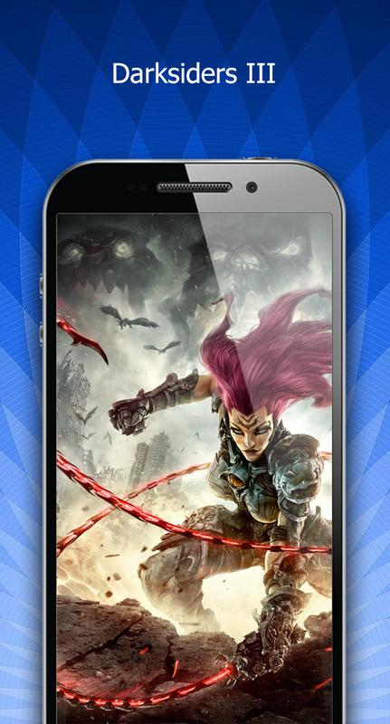 Darksiders 3 Game Wallpaper Pour Android Telechargez L Apk