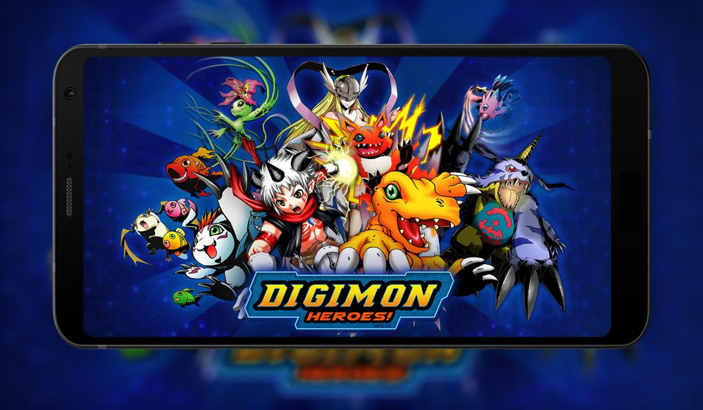 Digimon Wallpaper For Android Apk Download