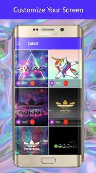 DOPE Wallpapers Supreme Swag Hypebeast Screenshot 3