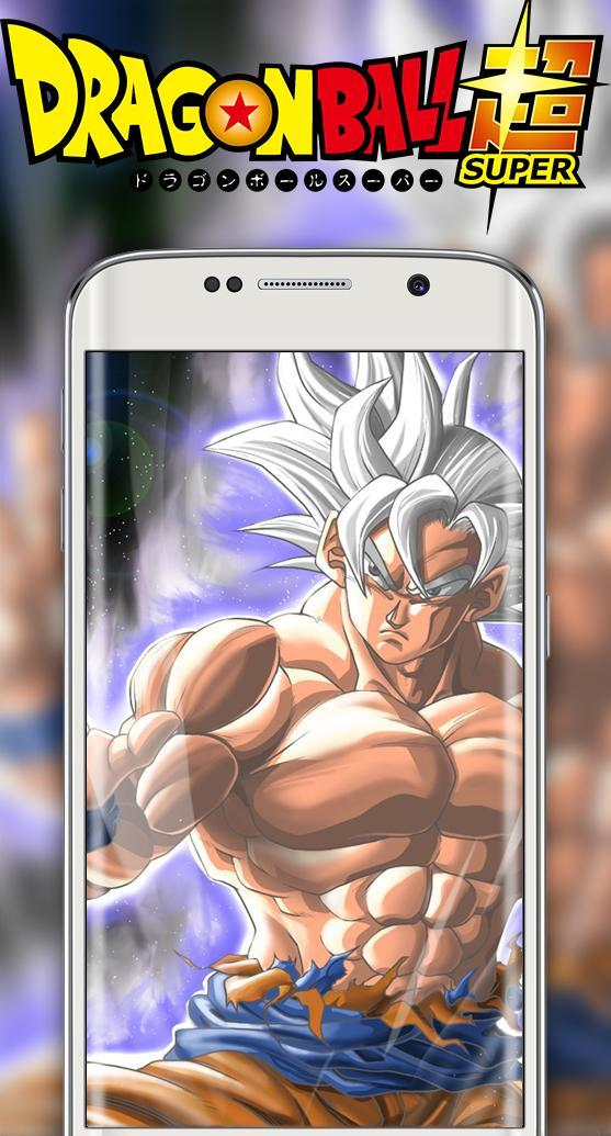 Goku Mastered Ultra Instinct Wallpaper Hd For Android Apk
