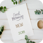 good morning images for whatsapp 2018 icon