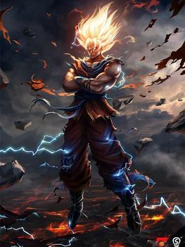Wallpaper Goku Super Saiyan Hd For Android Apk Download