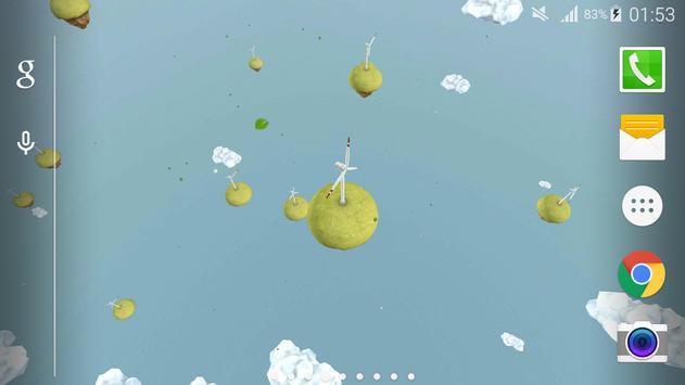 3D Windmill Live Wallpaper apk screenshot