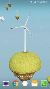 3D Windmill Live Wallpaper poster