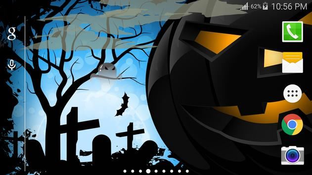 Halloween Party Live Wallpaper poster