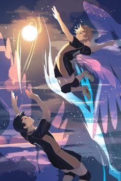 haikyuu wallpaper screenshot 1