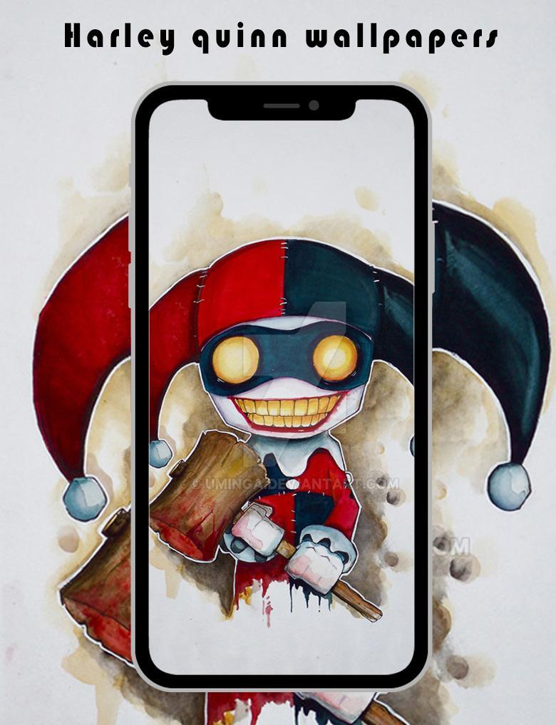 Harley Quinn Live Wallpaper Hd Launcher For Android Apk