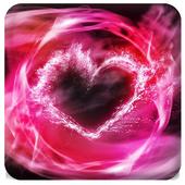 Free Romantic Heart Wallpaper icon