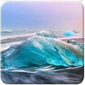 Ice-Land Wallpaper icon