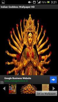 Durga Mata Wallpaper HD apk screenshot