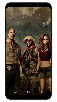 Jumanji HD Wallpaper screenshot 5