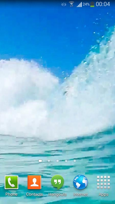Ocean Waves Live Wallpaper 58 For Android Apk Download