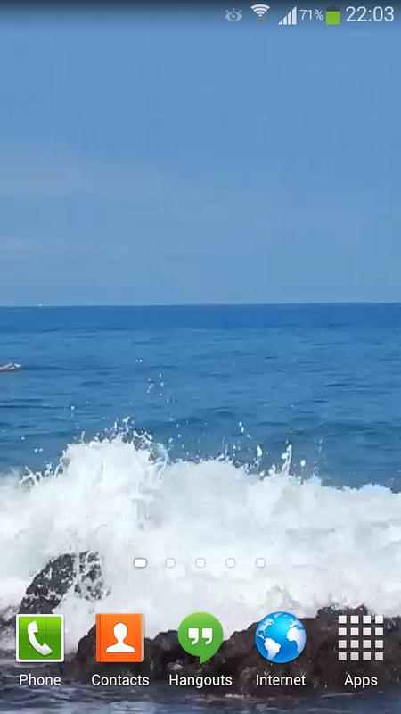 Ocean Waves Live Wallpaper 31 For Android Apk Download