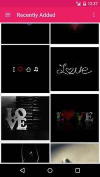 Love. Wallpaper apk screenshot