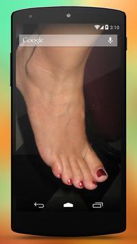 Nice Feet Photos poster