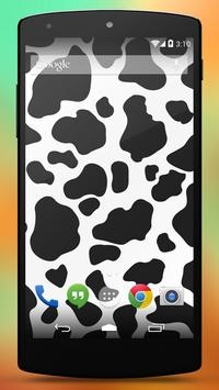 Cow Skin Wallpapers poster