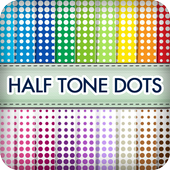 Halftone Dots Wallpapers icon