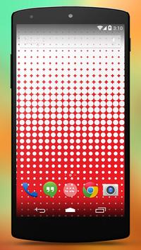 Halftone Dots Wallpapers poster
