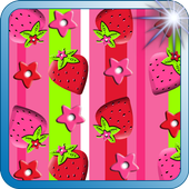 Strawberry Pattern Wallpapers icon