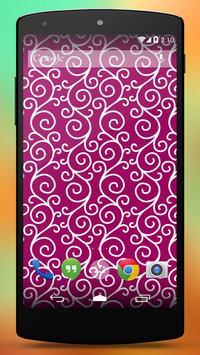 Ironwork Swirls Wallpapers screenshot 5